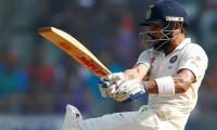 Cricket - India keen to take down Australia for perfect end to season