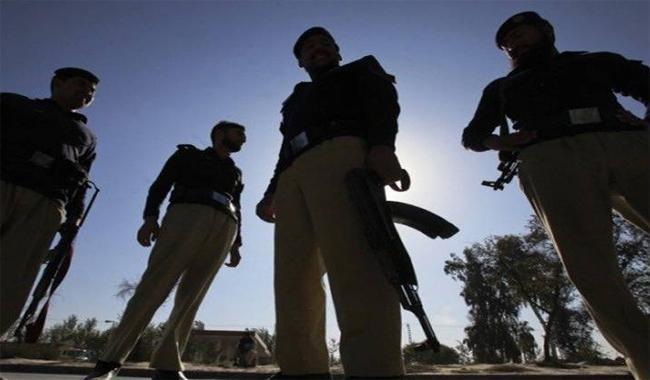 Police kill eight 'terrorists' in Karachi operation