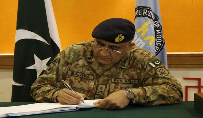 Army to launch Operation 'Radd-ul- Fasaad' all over Pakistan