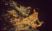 City of Lights: Stunning image of Karachi from space