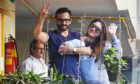 Saif nearly changed his son's name after severe backlash