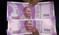 Fake Rs 2000 notes dispensed from ATM in Delhi