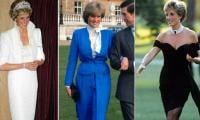 Princess Diana´s iconic dresses on show for anniversary