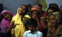 Eleven bloody days in Pakistan: a timeline