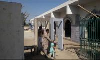 Walk-through gates installed at shrine of Sachal Sarmat after Sehwan blast