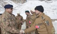 Army Chief visits Siachin