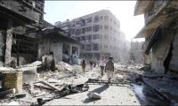 130 bodies found in Syria mass graves