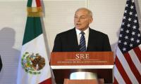 US promises Mexico no mass deportations or military force