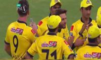 Peshawar Zalmi beat Lahore Qalandars by 17 runs
