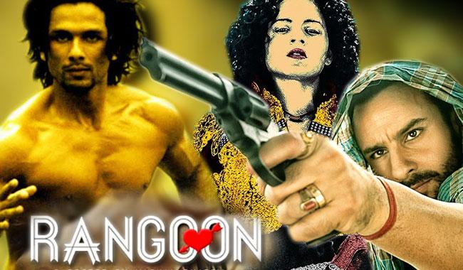 Movie Review: Rangoon deserves a one time watch
