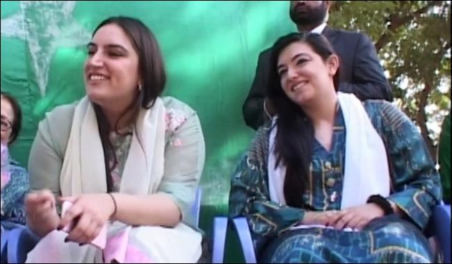 Bakhtawar, Aseefa strongly react over Irfanullah Marwat's joining PPP