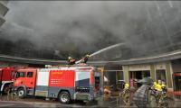 Ten killed in hotel blaze in southeastern China