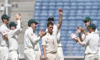 O'Keefe takes 12 wickets as Australia thrash India