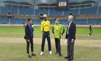 Peshawar Zalmi win toss, bowl against Quetta Gladiators