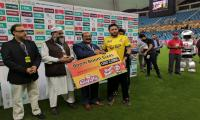 Afridi leads Peshawar to victory over Quetta Gladiators