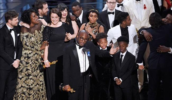 Best picture Oscar: ´Moonlight´ not 'La La Land'