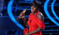 Viola Davis wins first Oscar for 'Fences'