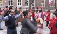 Dhamaal performed in London in support of Sehwan Sharif