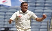 India frugal with praise for Pune tormentor O'Keefe