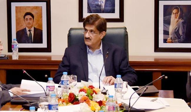 CM Sindh launches solar village electrification plan