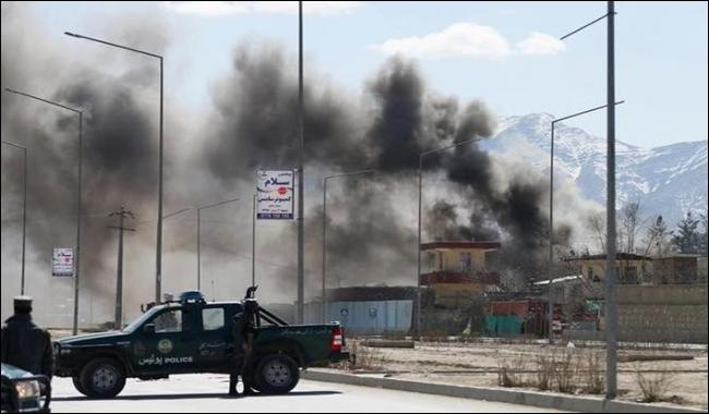Taliban claim multiple attacks in Kabul