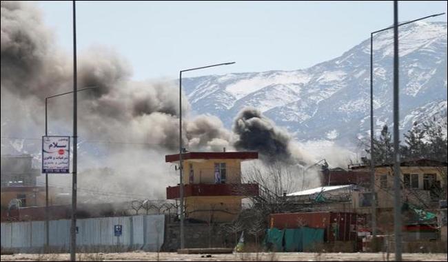 Twin Taliban suicide attacks in Kabul kill 16