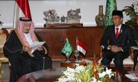 Indonesia, Saudi sign deals as king starts landmark visit