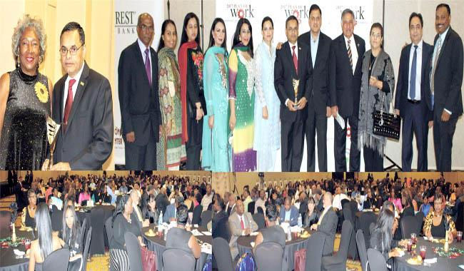 Pakistani-American leader receives 'Sylvester Turner Perseverance Award'