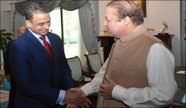 PM appoints Zubair Gull Coordinator/Commissioner for Overseas Pakistanis