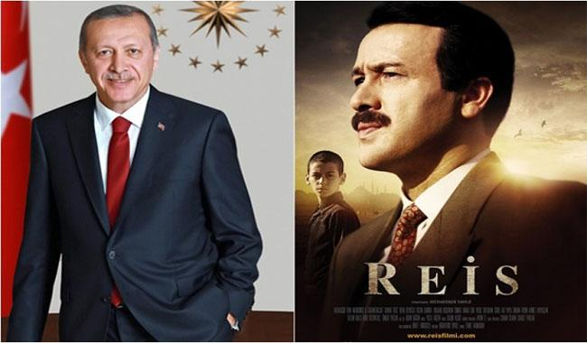 Erdogan biopic hits screens ahead of referendum