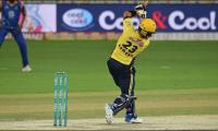 Kamran's first PSL ton takes Peshawar Zalmi to 181-3