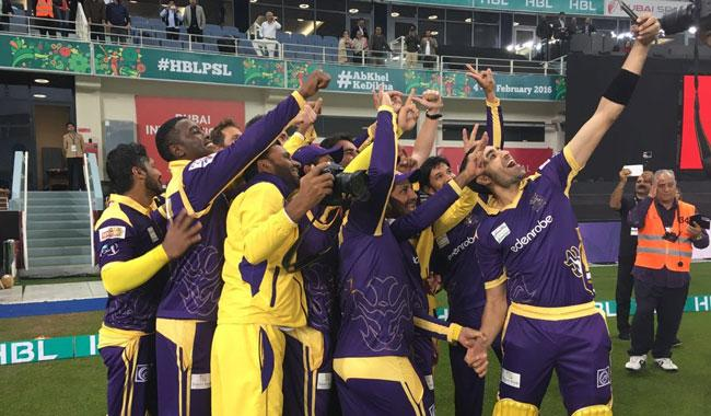 Injured Shahid Afridi out of Pakistan Super League final against Gladiators