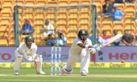 Aussie pacers rattle India as Rahul fights on