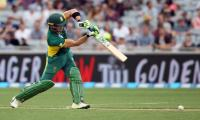 Du Plessis guides South Africa to series win over New Zealand