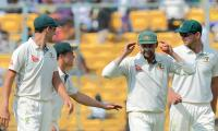 Lyon grabs eight wickets as India are dismissed for 189