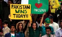 ´Pakistan wins today´