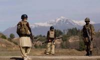 Five soldiers killed in militant attack from Afghanistan