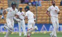 Australia lead by 87 runs after Jadeja takes six wickets