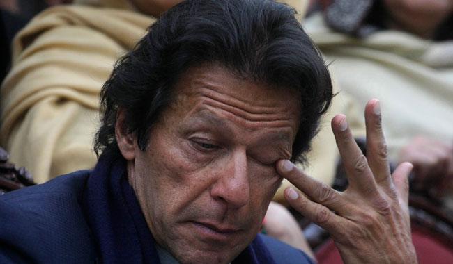 Imran's #Phateechar comment fires up social media