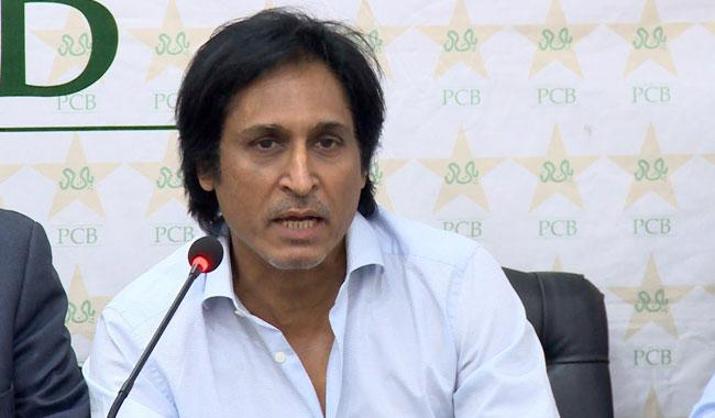 Ramiz Raja responds to Imran's 'Phateechar' comment