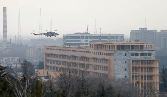 Over 30 dead as gunmen dressed as doctors raid Kabul hospital