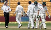 India captains call on ICC to probe Smith in DRS storm