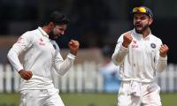 Jadeja joins Ashwin at top of rankings, Kohli slips to third