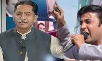 PTI's Murad Saeed punches PML-N MNA
