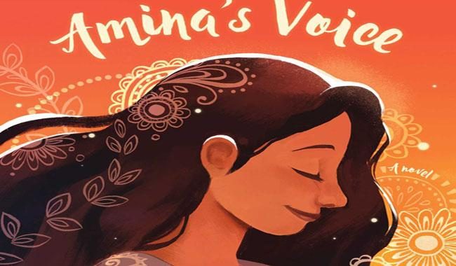Amina's Voice: A novel by Hena Khan