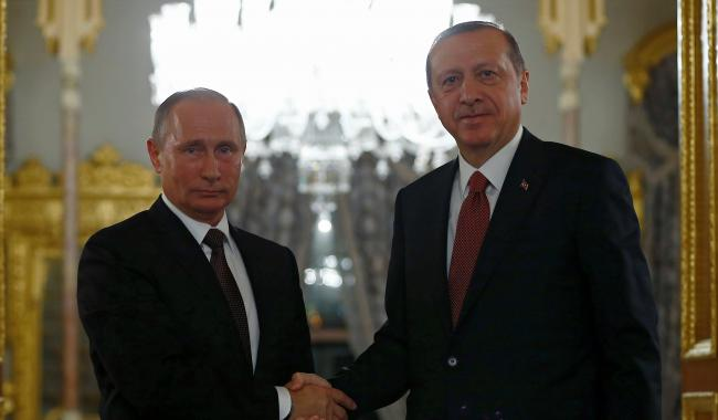 Russia, Turkey create investment fund for up $1 billion