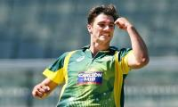 Cummins called up to replace Australia paceman Starc