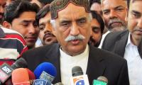 Nawaz took too long to come to Sindh: Khursheed Shah