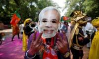 "Modi´s party claims ""historic mandate"" in four Indian states"