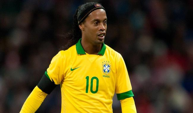 Brazilian icon Ronaldinho to visit Pakistan: report
